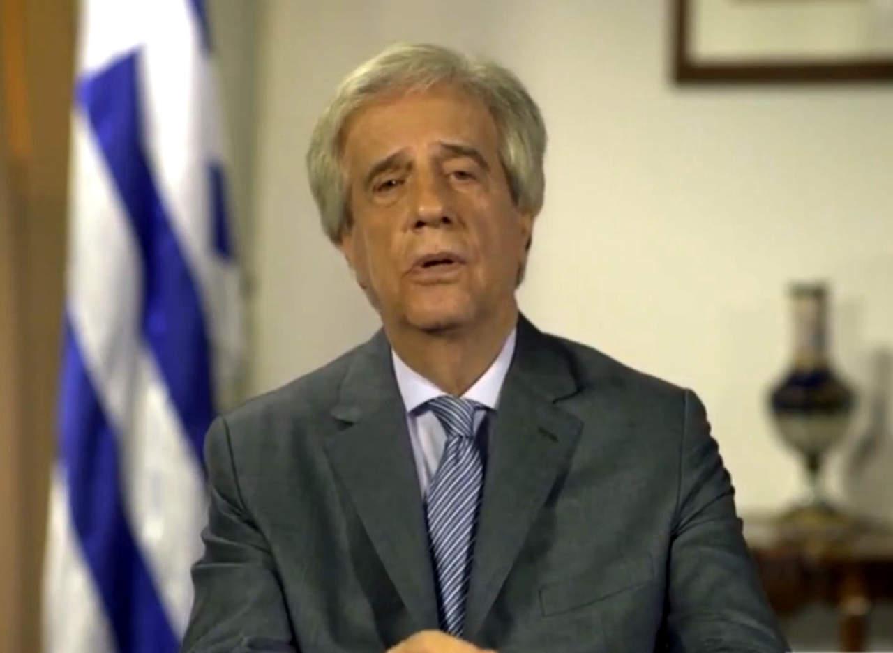 Pese a situación en Venezuela no debe haber injerencia externa: presidente de Uruguay