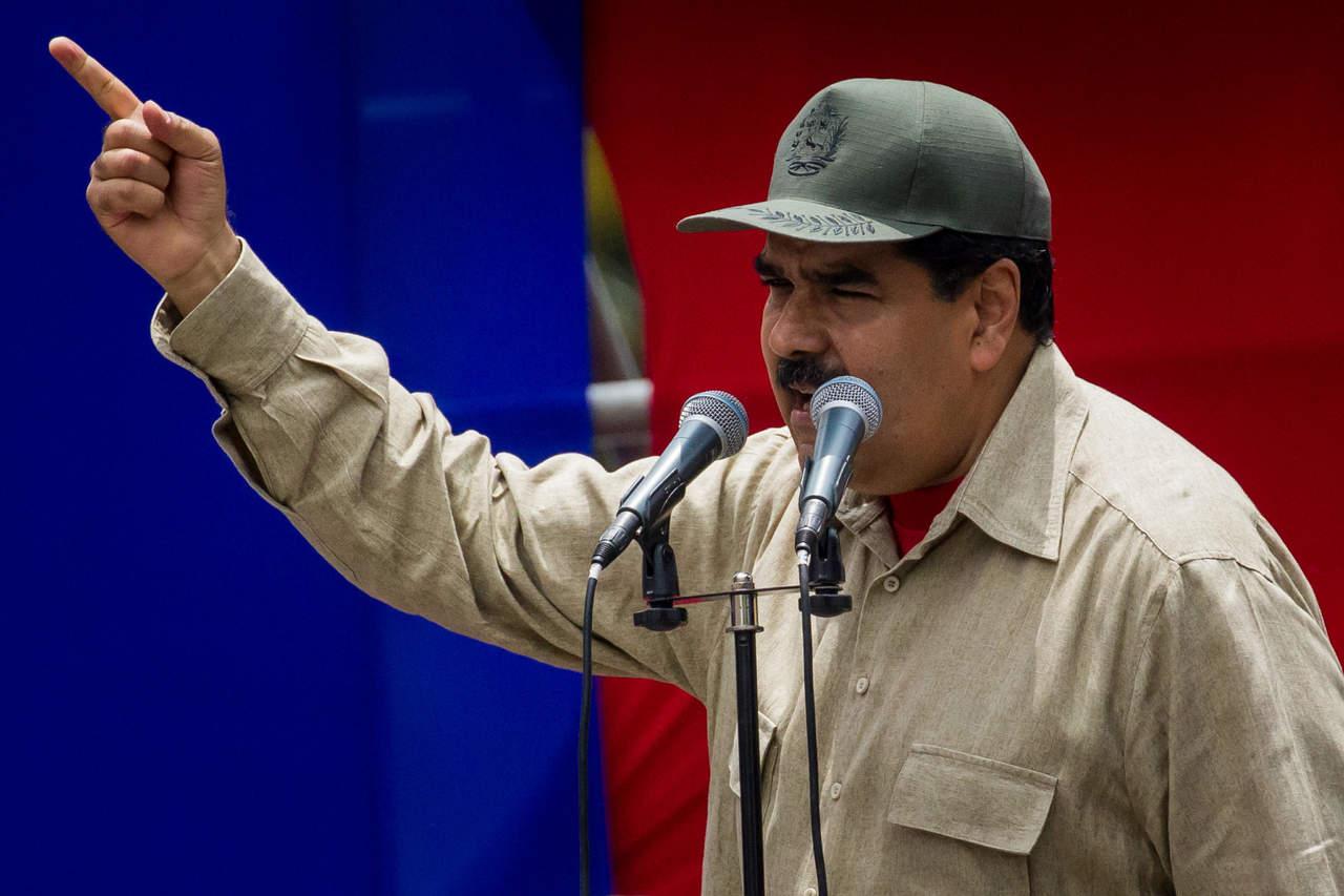 Afirma Maduro preparar matanza contra los líderes de las FARC