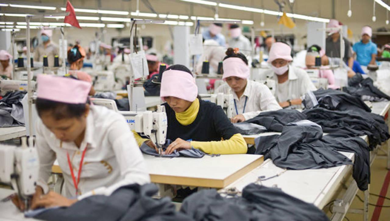 Van contra explotación en fábricas