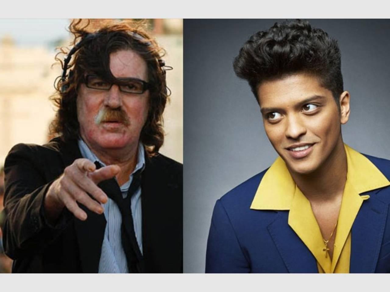 Denuncia a Bruno Mars de plagio