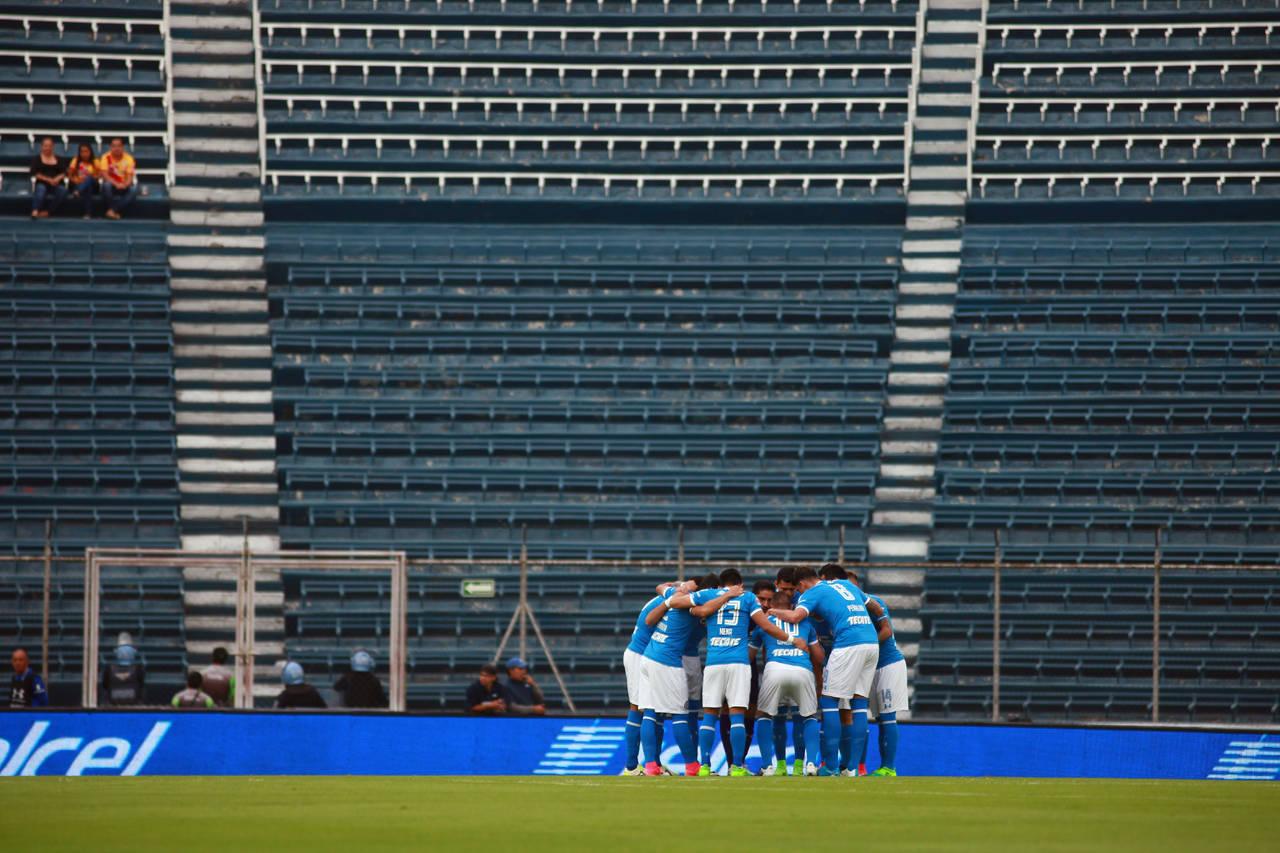 Regresará Cruz Azul a jugar en el Azteca