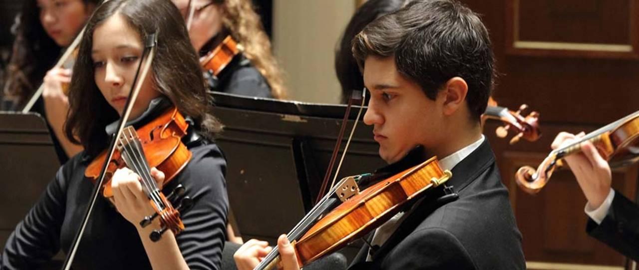 Jóvenes violinistas tocarán en Gómez