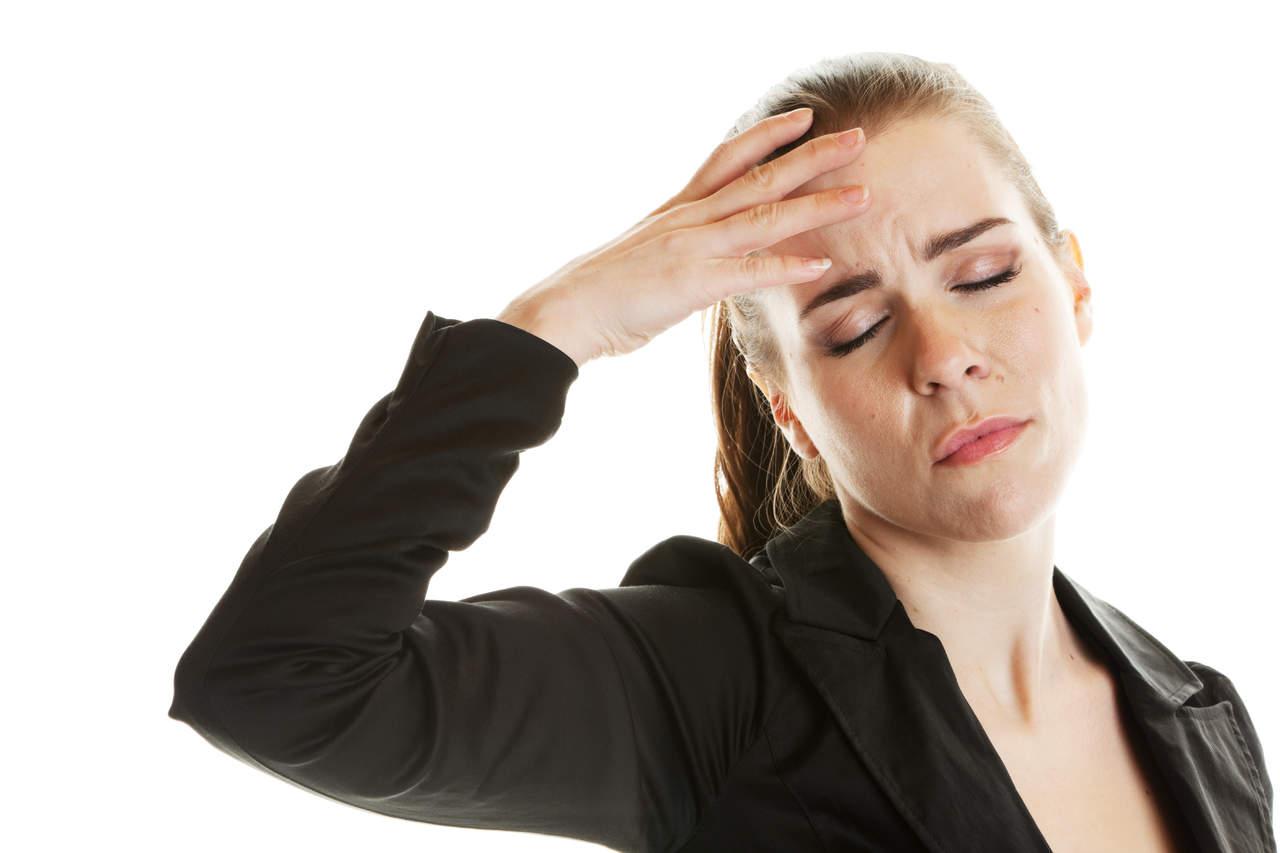 Estilo de vida incide en dolor de cabeza