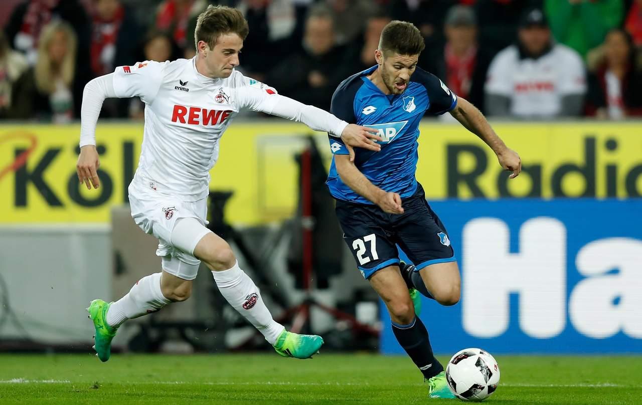 Hoffenheim empata y asegura al menos clasificarse a la Europa League