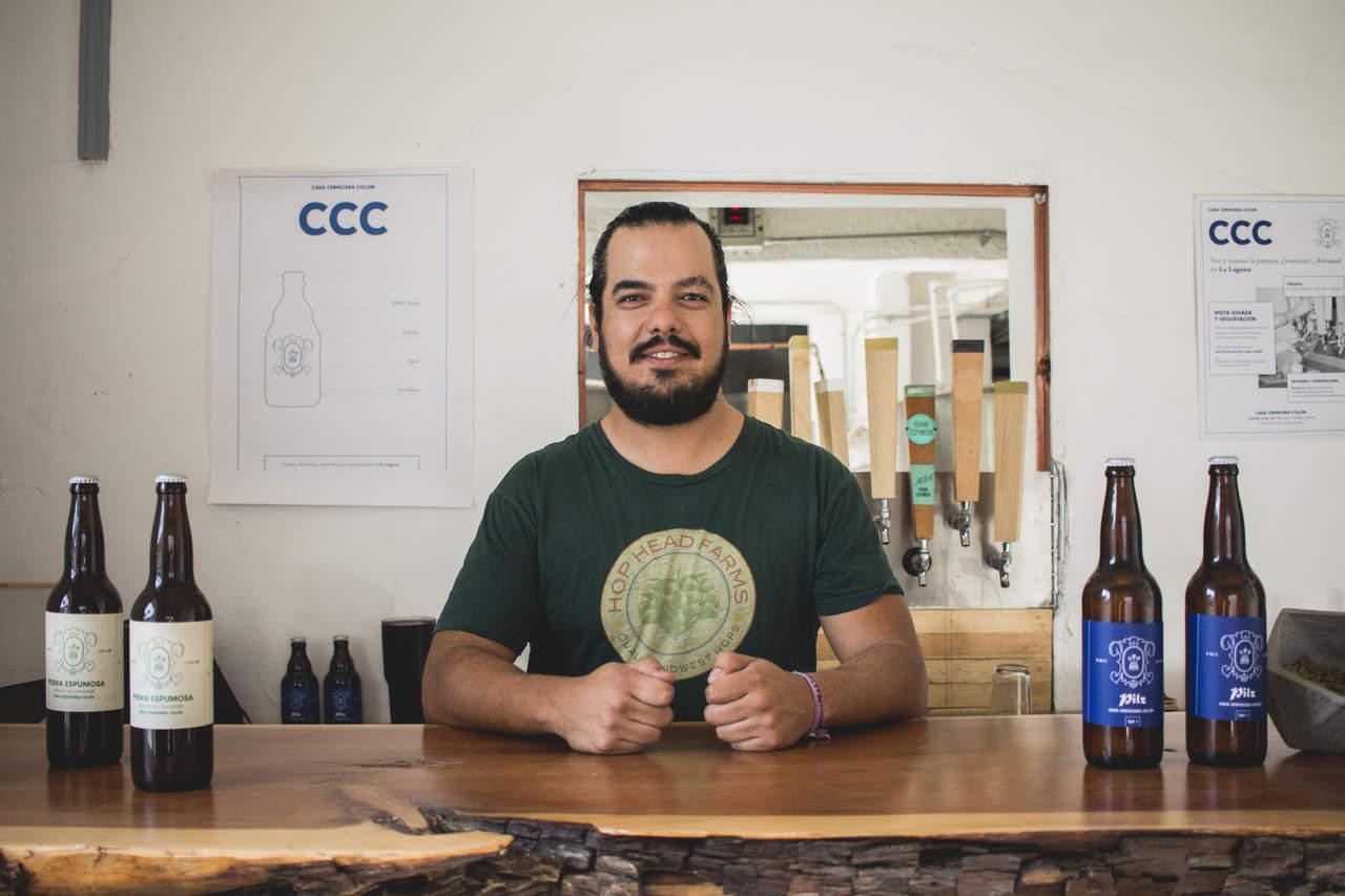 El arte de hacer la cerveza