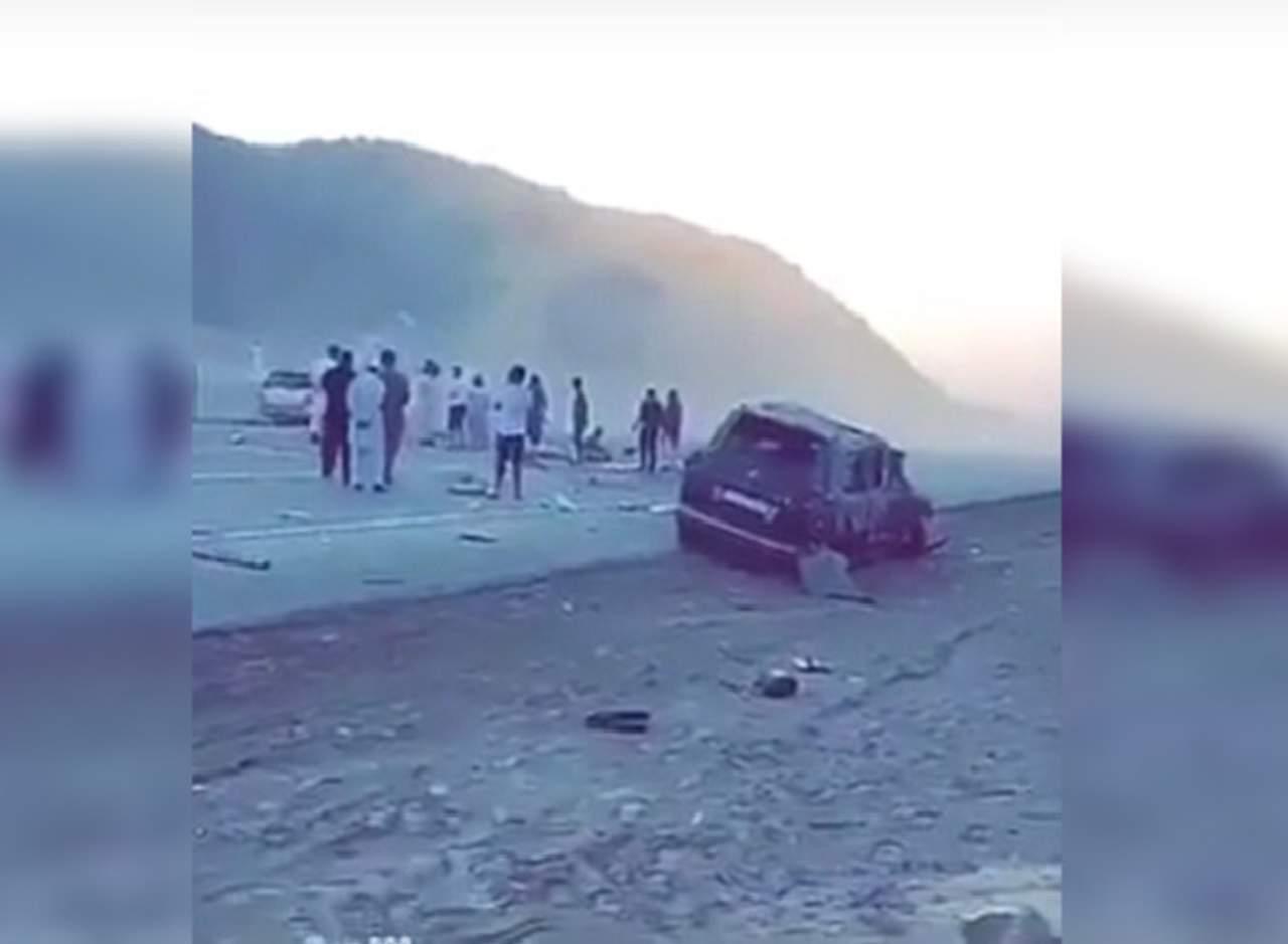 Príncipe Saudita muere en accidente de tráfico
