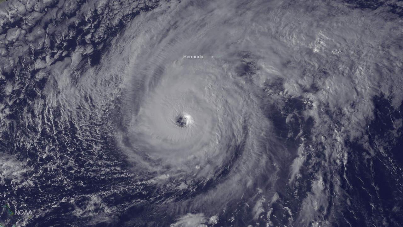 Nombres de huracanes, cómo, desde cuándo y por qué se usan
