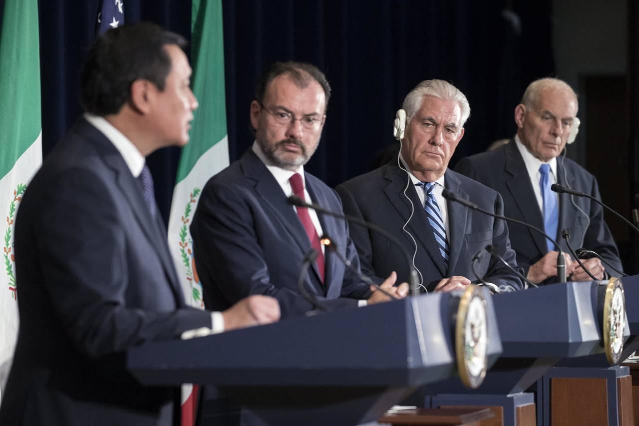 Combatirán México y EU al narcotráfico