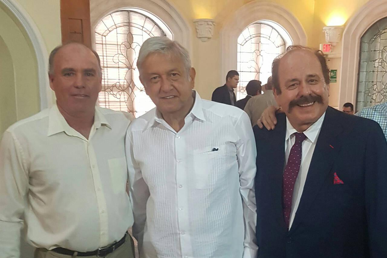 Obrador refuerza campaña de Willy