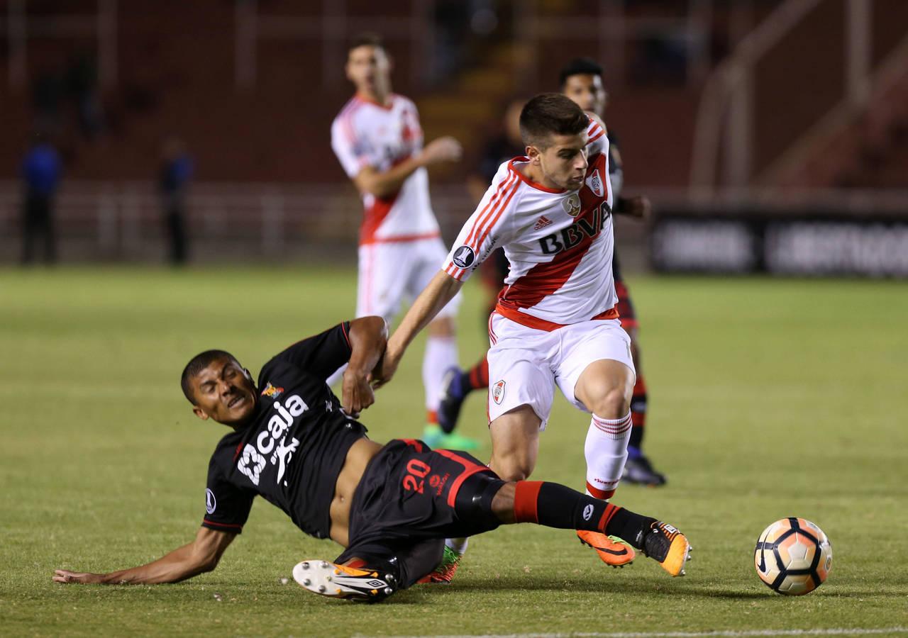 River asegura primer lugar en Libertadores