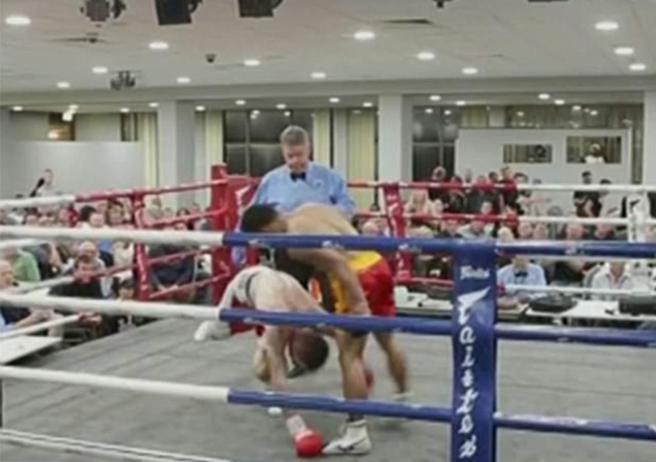Boxeador muere tras recibir un mal golpe durante pelea