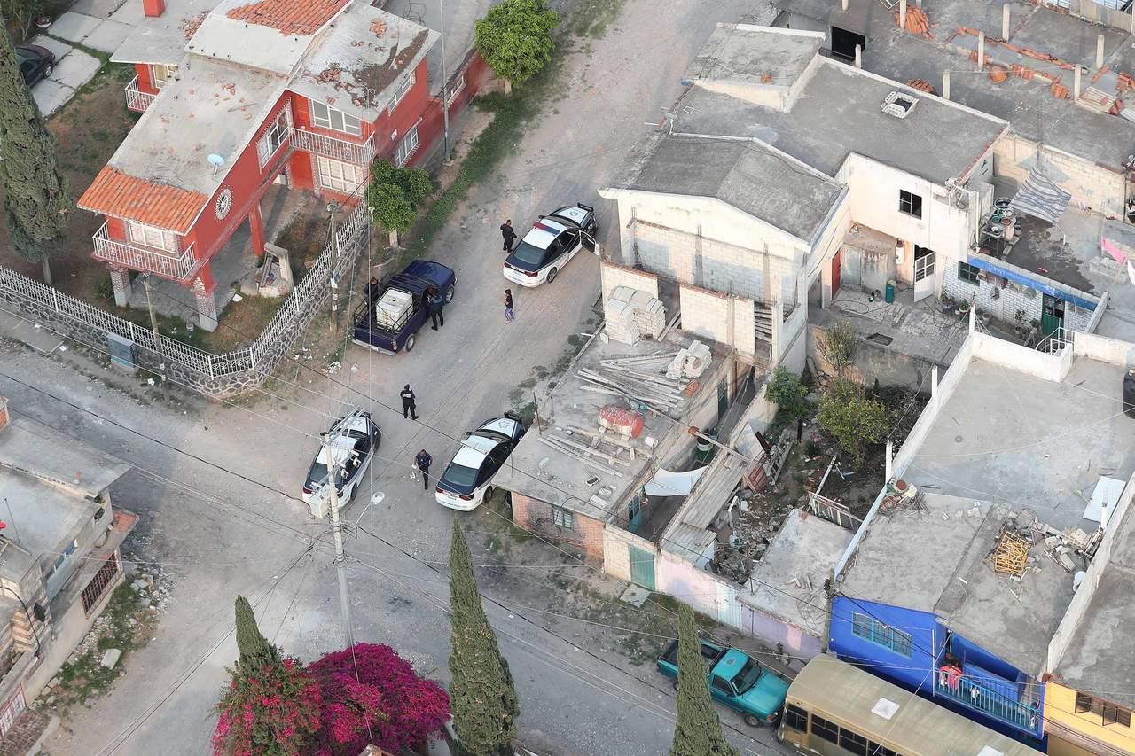 Huachicoleros agreden a policías de Santa Rita Tlahuapan, Puebla