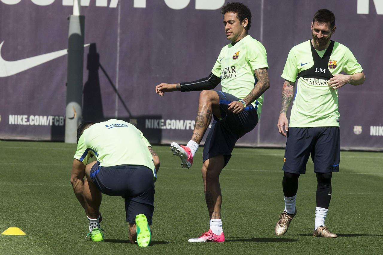 Neymar no es convocado para amistoso contra Argentina