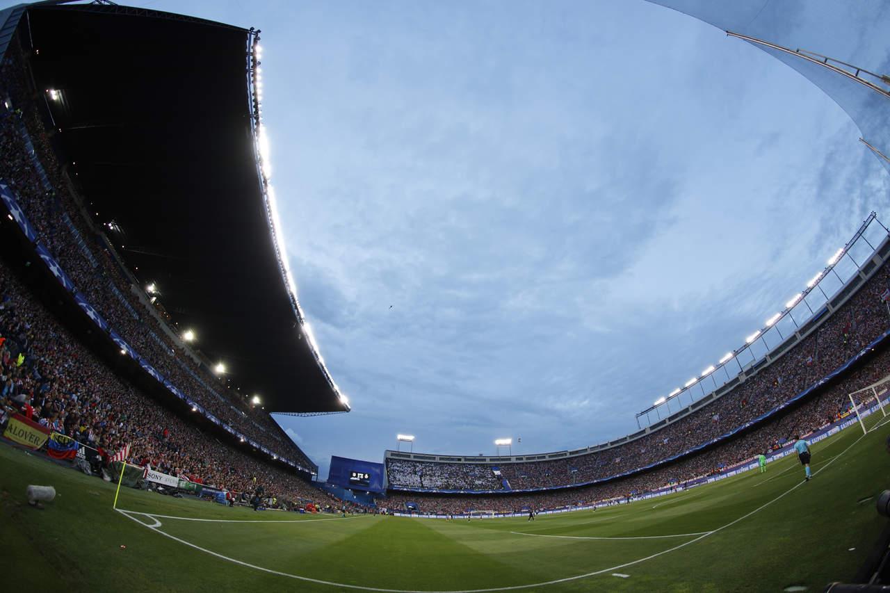 Se despide Atlético del Madrid del Vicente Calderón