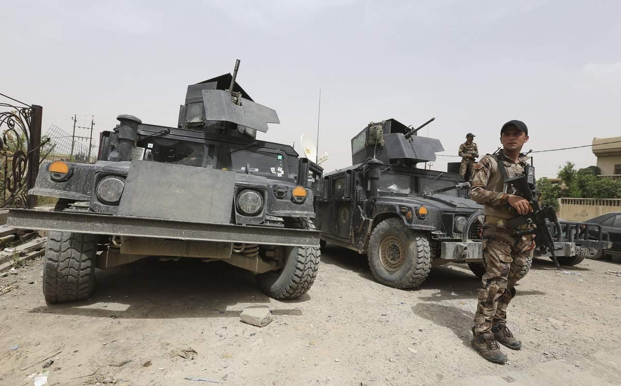 Asegura general de EU que el EI se encuentra acorralado en Mosul