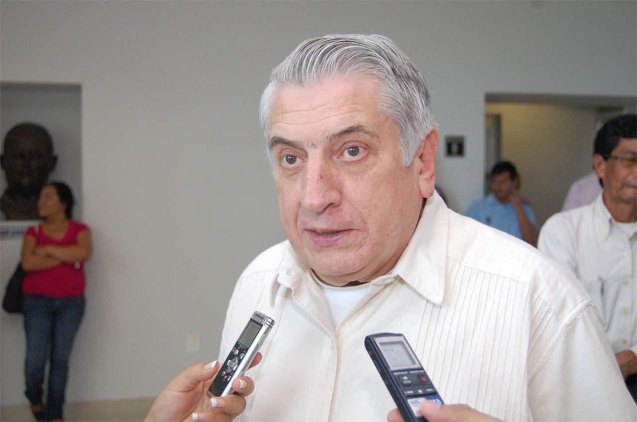 Niega Arturo Núñez buscar diligencia nacional del PRD