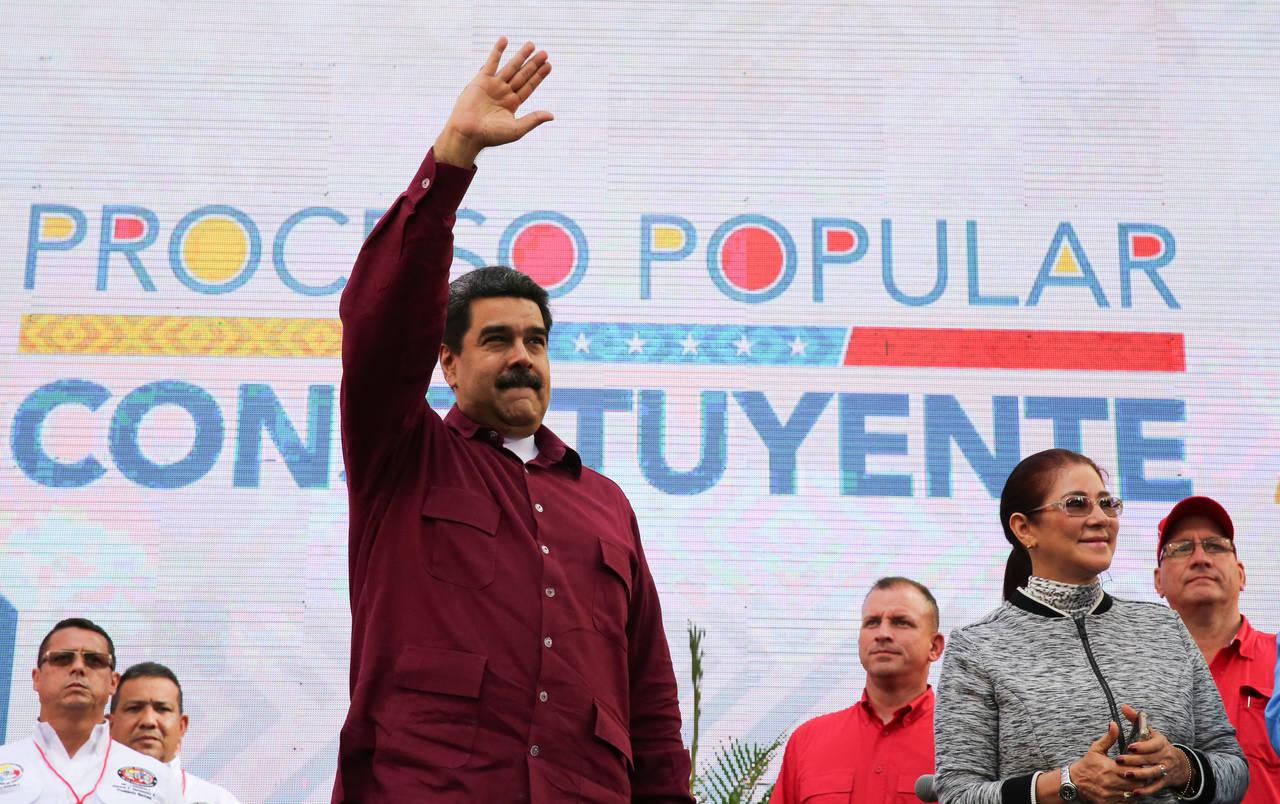 Lanza duras críticas Maduro a México