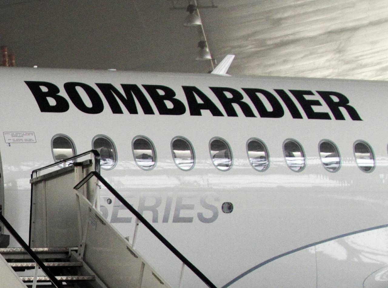 Defiende Canadá a firma Bombardier