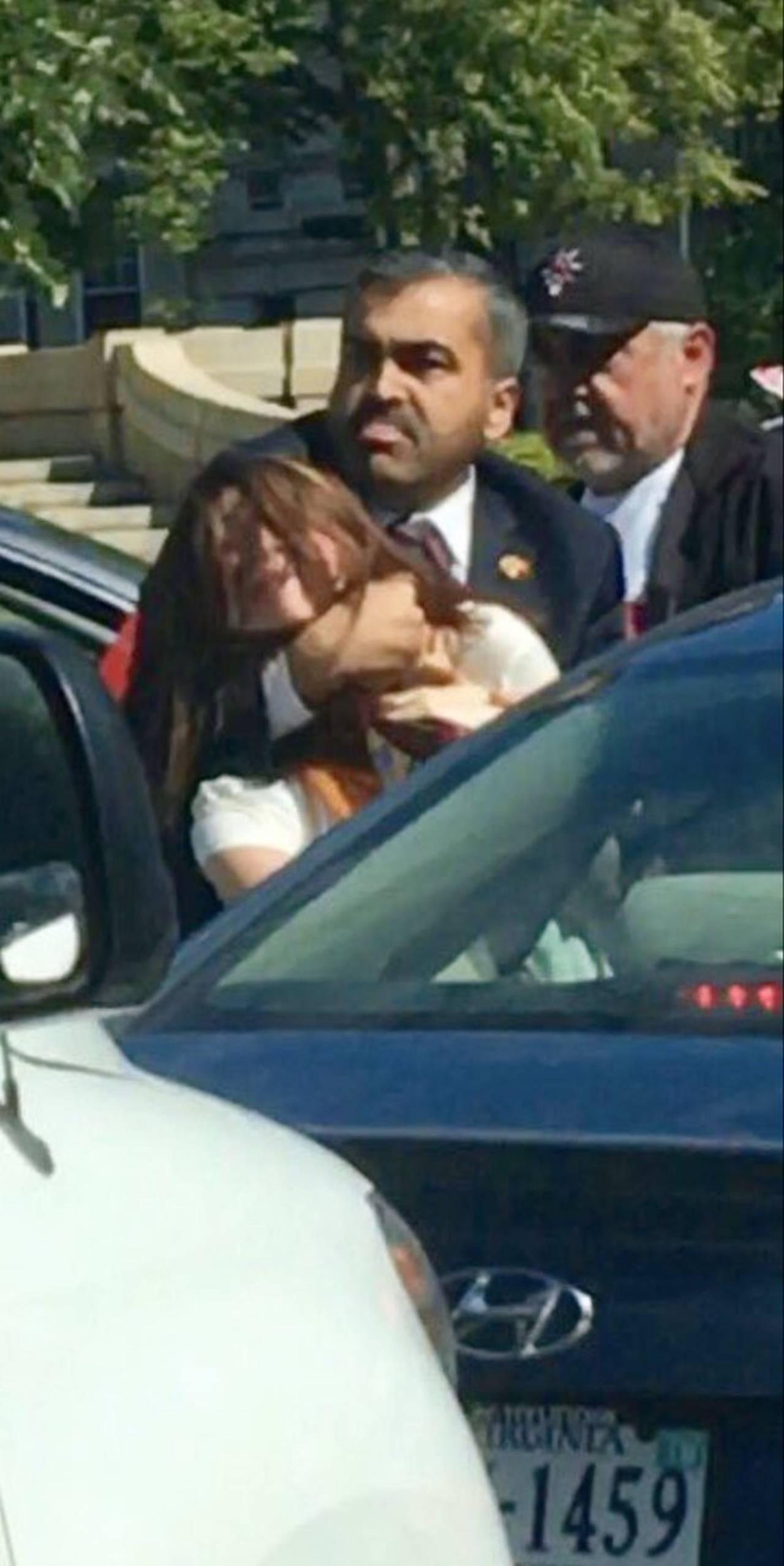 Lamentan lo ocurrido en embajada turca