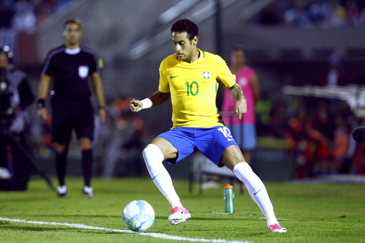 Tite no convoca al astro Neymar