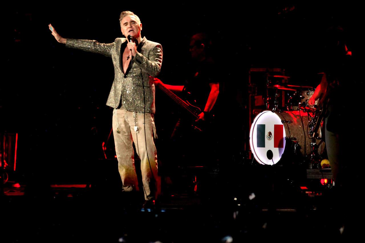 1959: Ve la primera vez Morrissey, icónico cantante y compositor de los 80