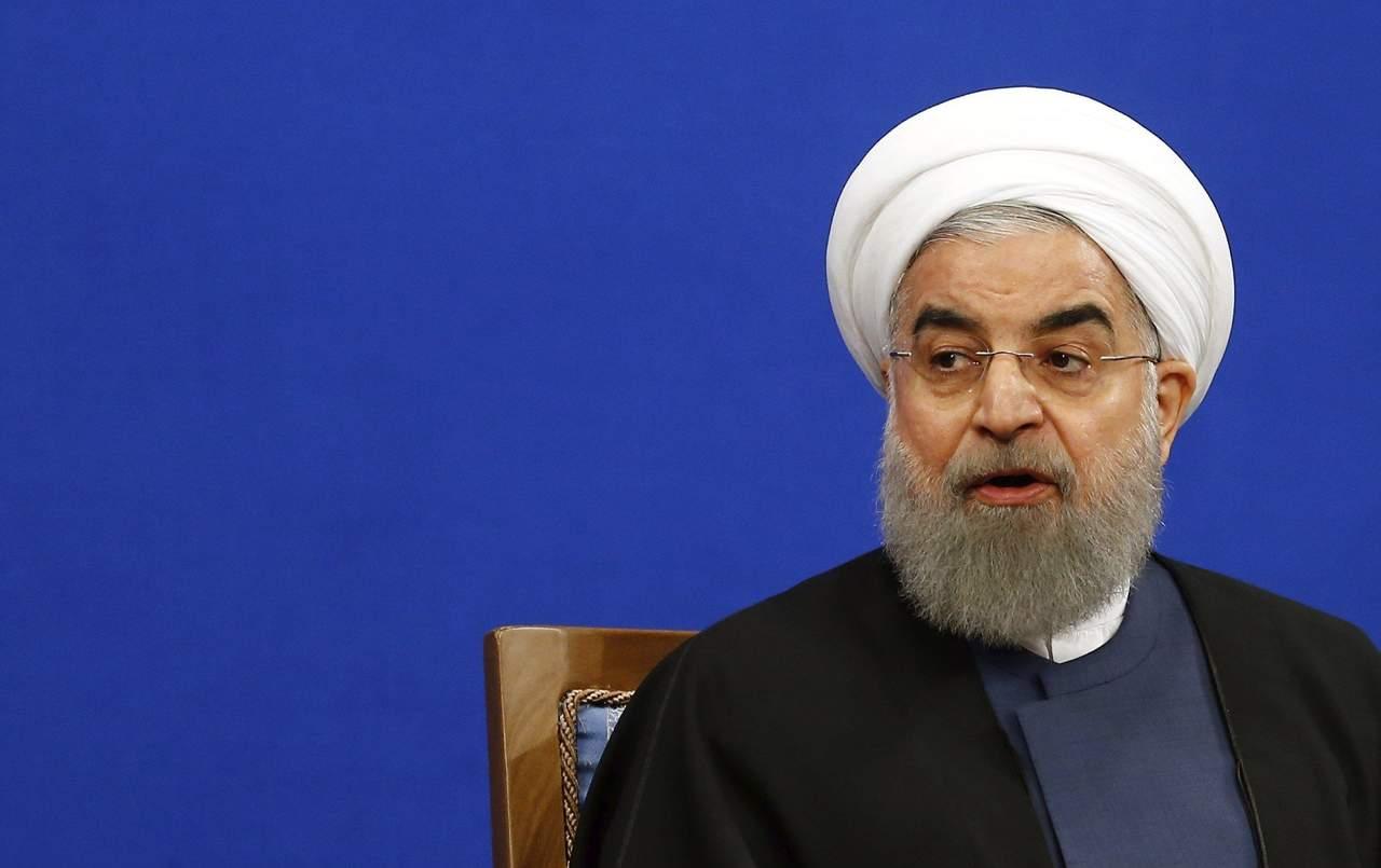 Gana Rohaní las elecciones presidenciales en Irán
