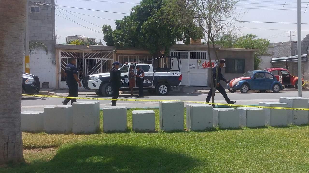 Balean a policía municipal en la Línea Verde