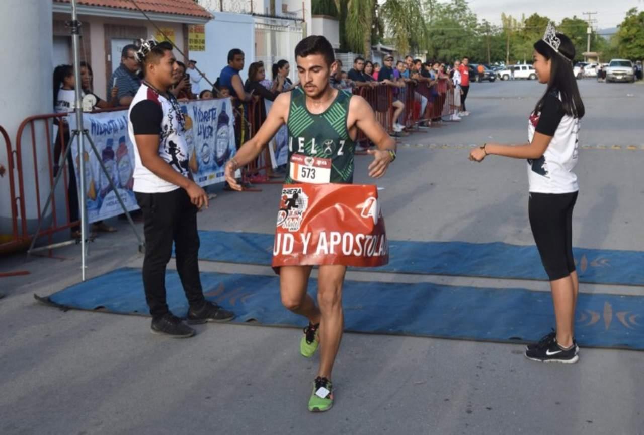 Corren en el Villa de Matel