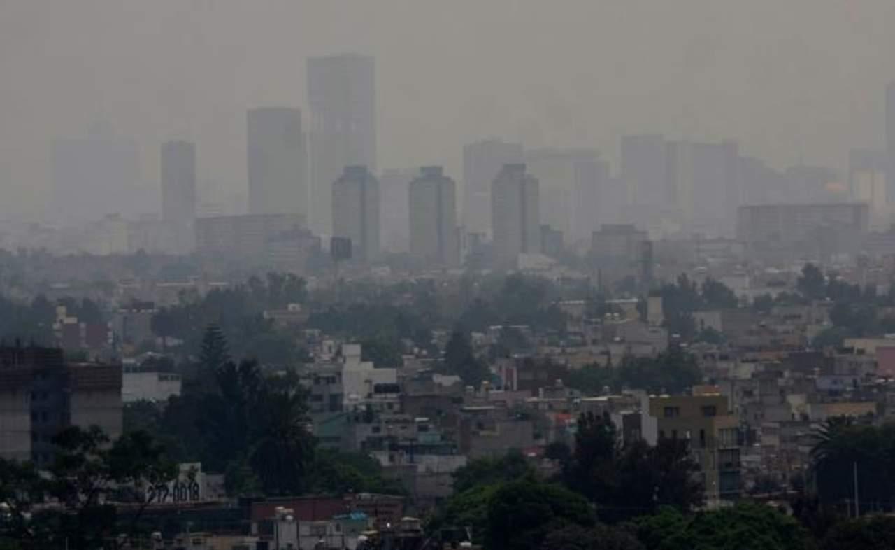 Continuará Contingencia Ambiental en ciudad de México este domingo