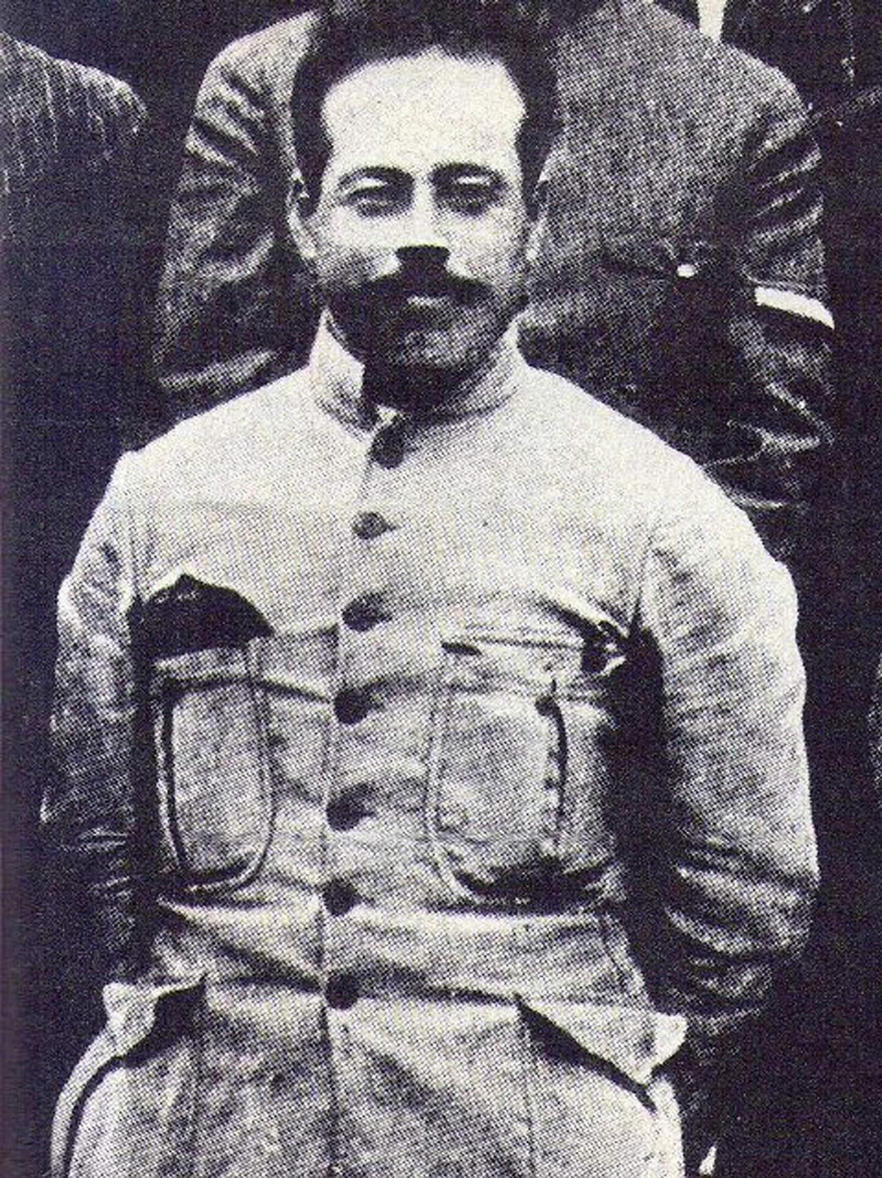 Prisión y fuga de Francisco Villa