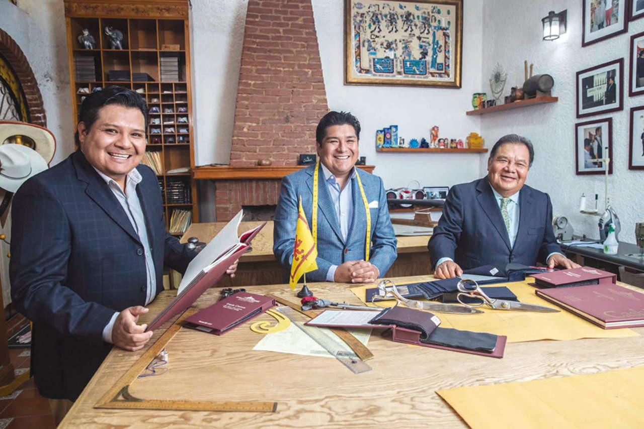 Gilberto Ortiz, maestría con tijeras
