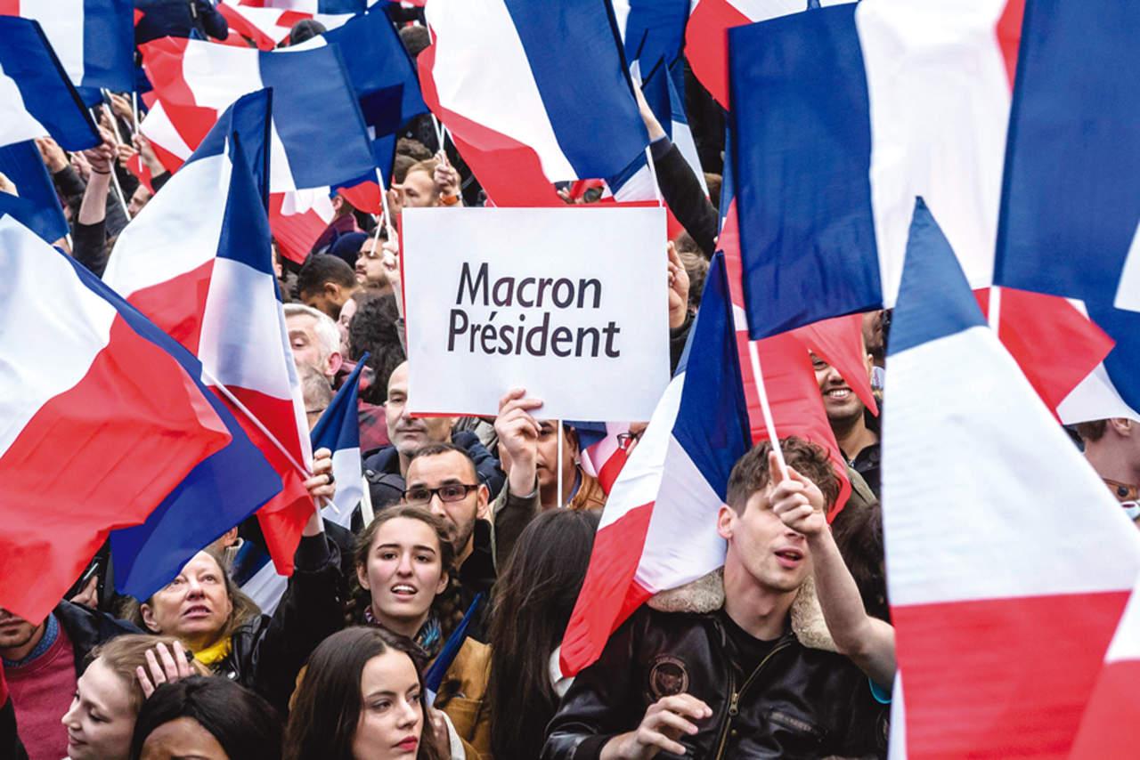 Contra la ultraderecha: Vive la France!