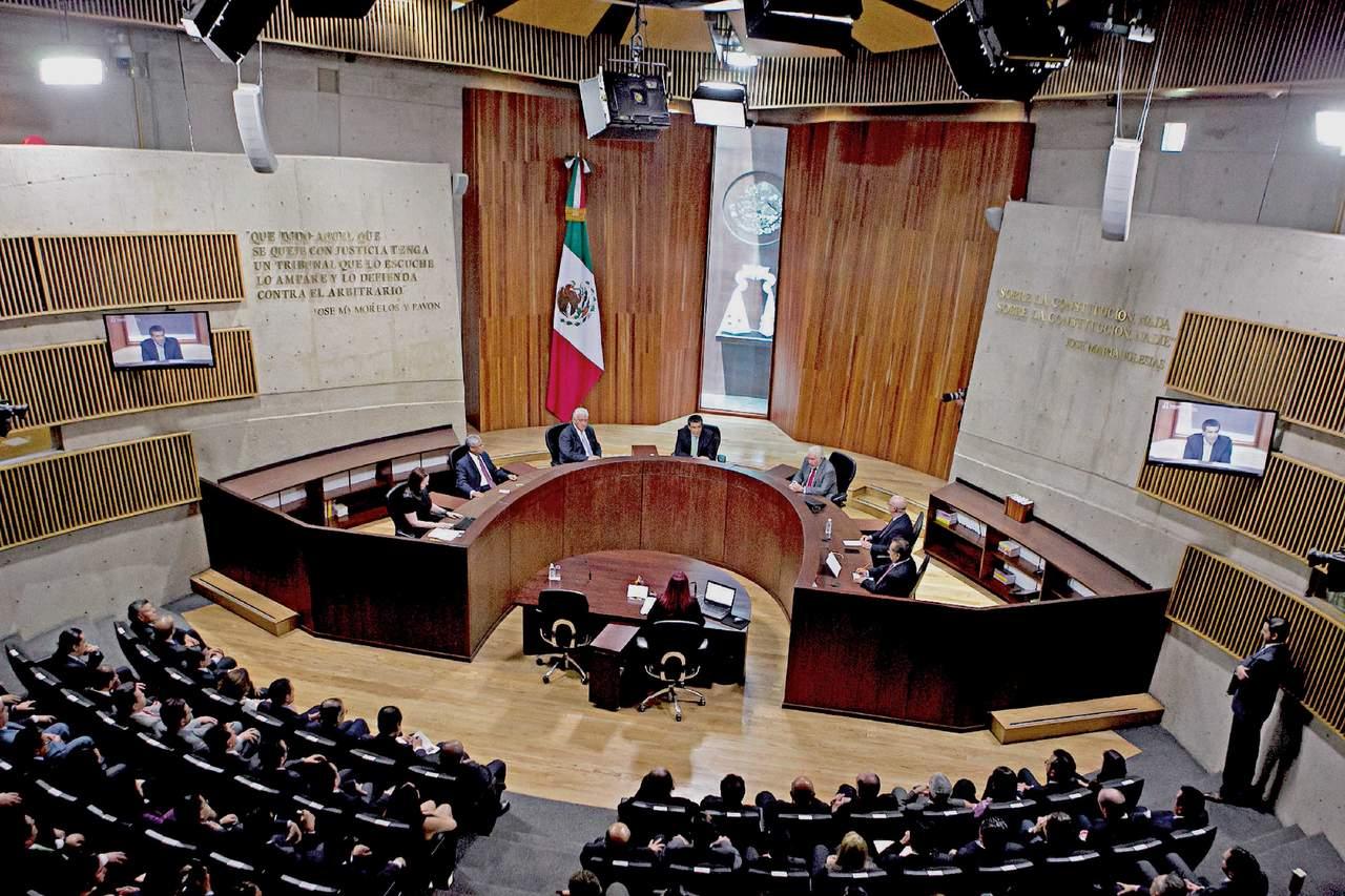 En tribunales se decide el futuro de Coahuila
