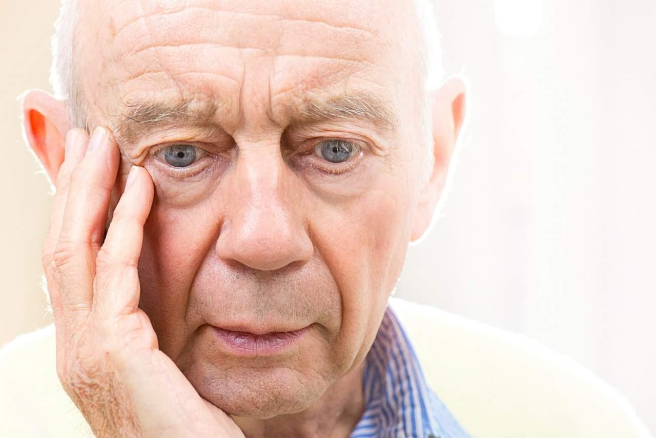 Demencia, parte del proceso de envejecimiento