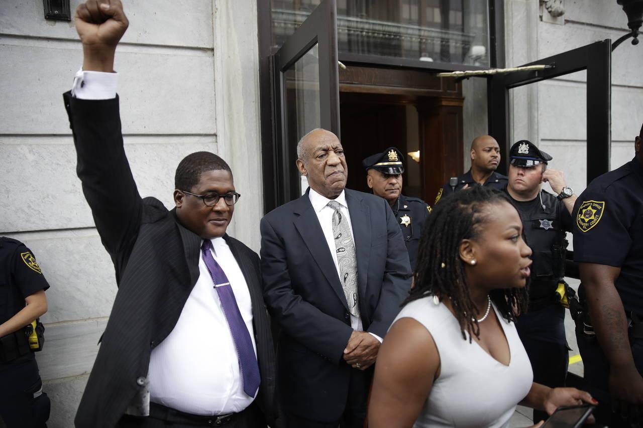 Juez anula el juicio del actor Bill Cosby