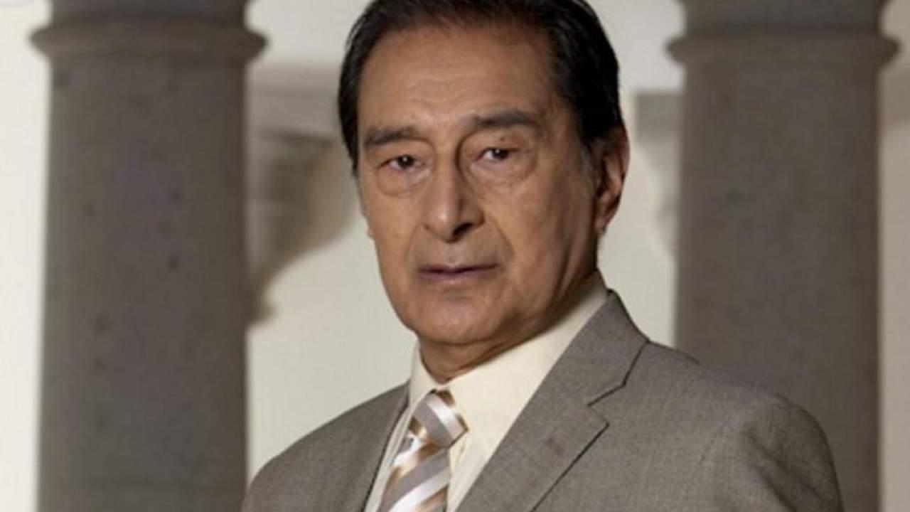Muere el actor Antonio Medellín