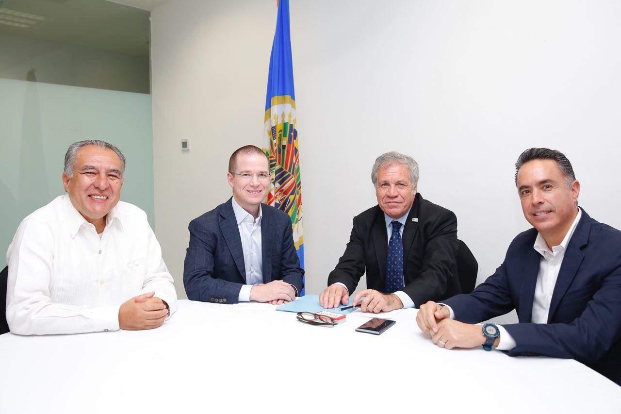 Denuncia PAN ante la OEA fraude electoral en Coahuila