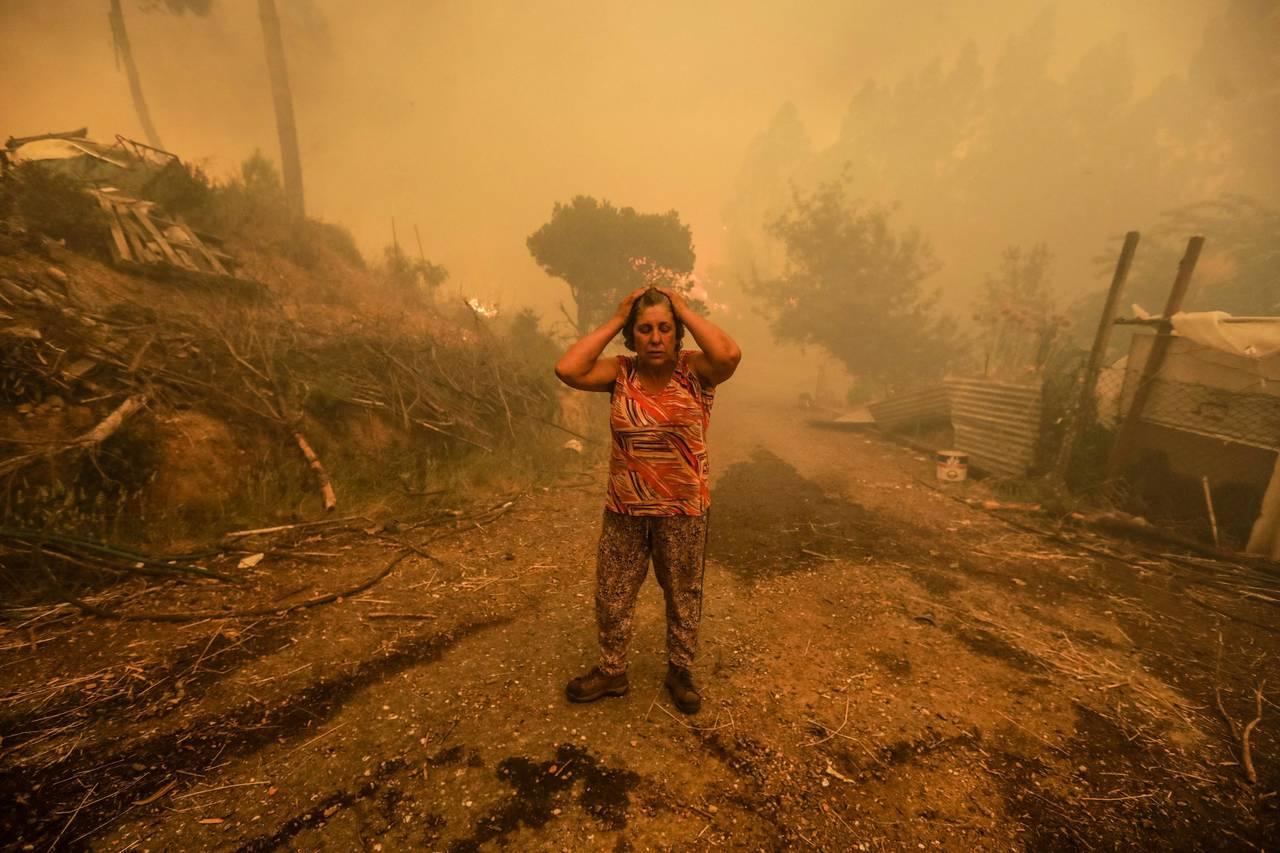Van 61 muertos por nuevo incendio