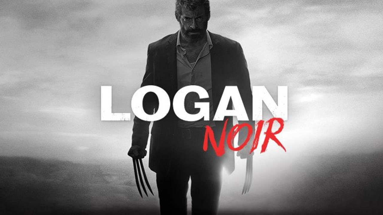 Lanzan a la venta filme Logan Noir