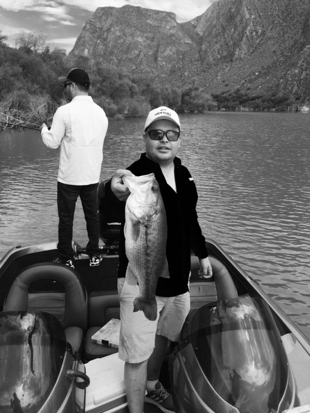 El próximo fin de semana, la Copa Challenge de Pesca