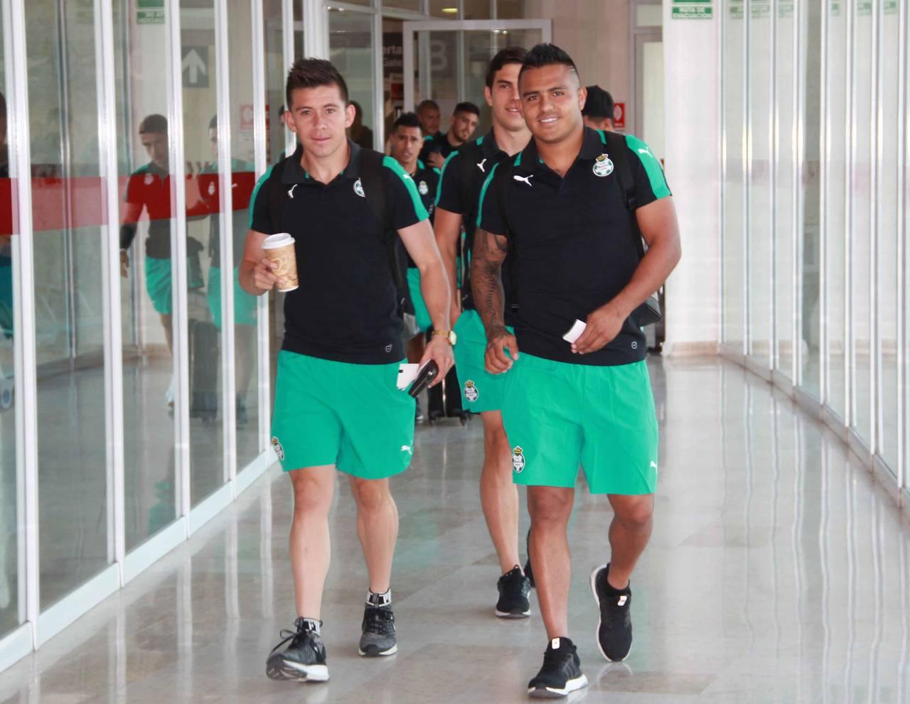 Llega Santos a Cancún para la pretemporada