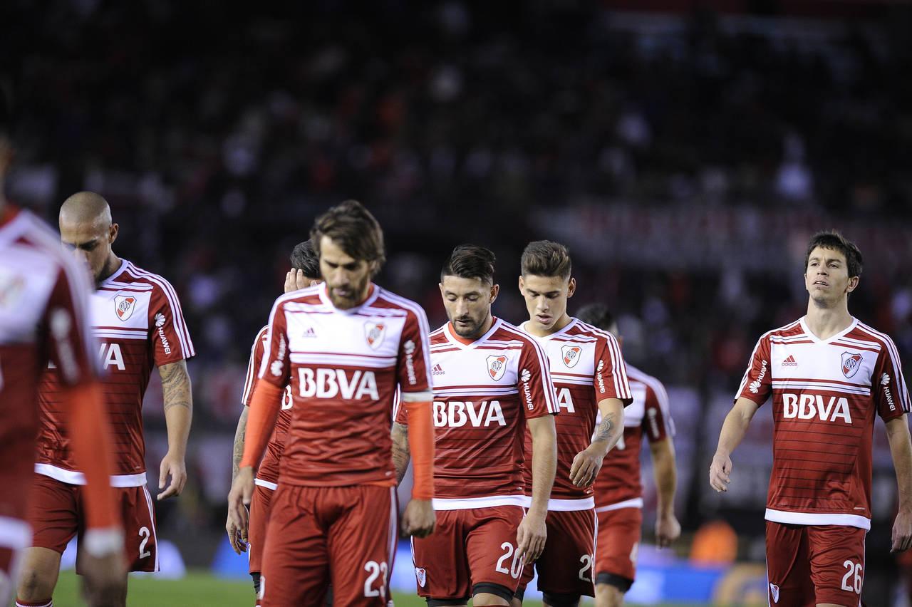 Se le escapa el título al River Plate