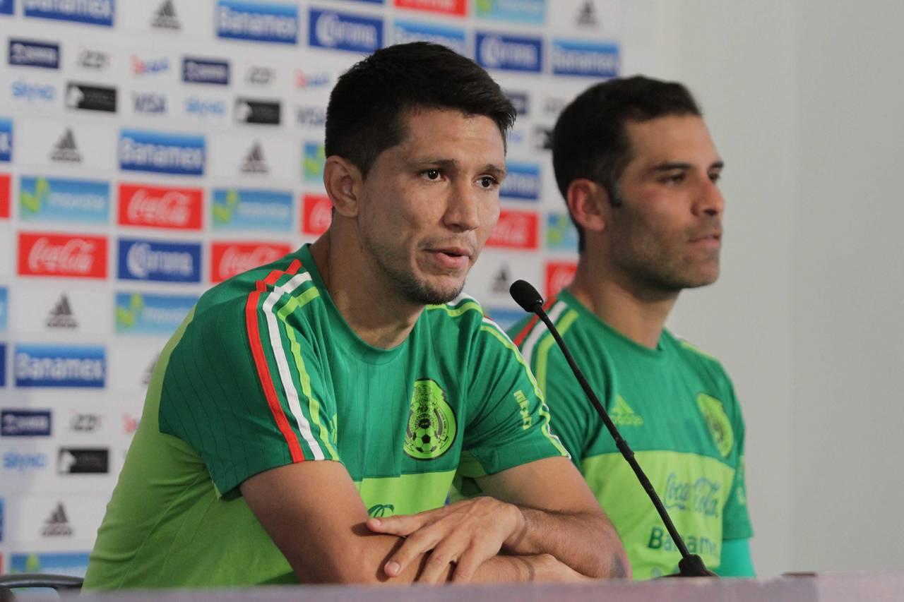 Molina ve favorito al Tri en Copa Oro