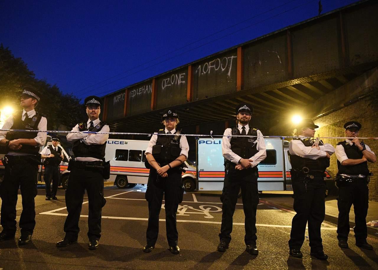 Atropello en Londres dejó un muerto y 10 heridos