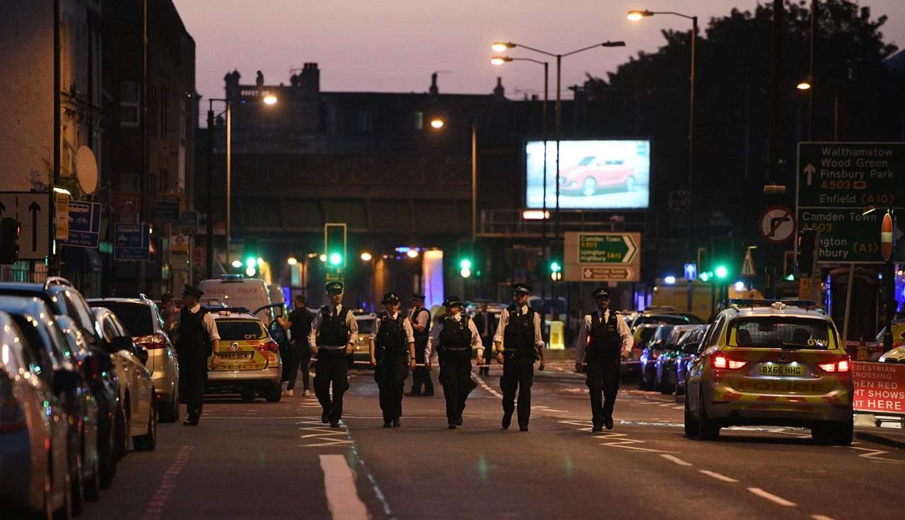 Ve Policía atropello de Londres como atentado terrorista