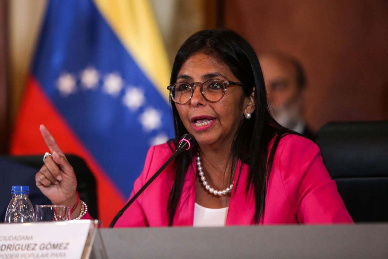 Canciller de Venezuela evita adelantar estrategia para reunión de OEA
