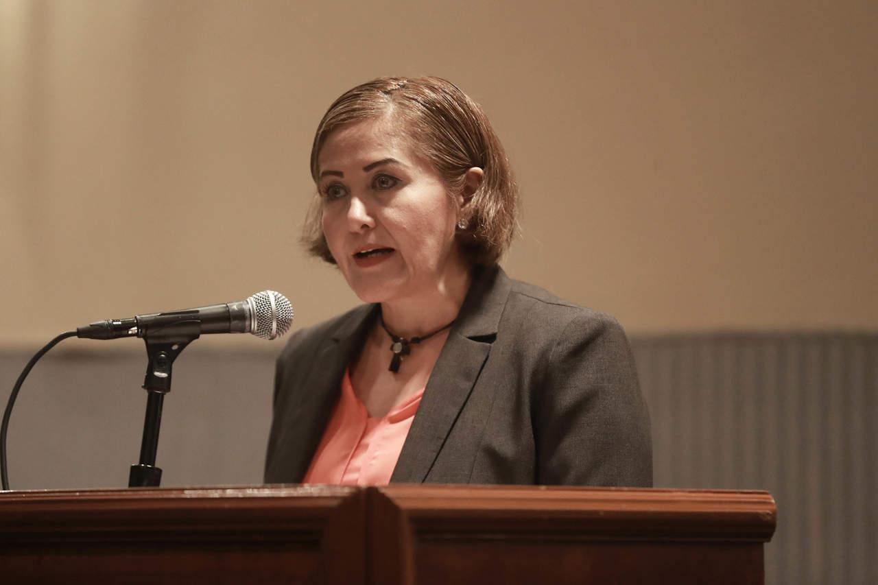 Pide Eva Cadena que CNDH se pronuncie sobre proceso en su contra