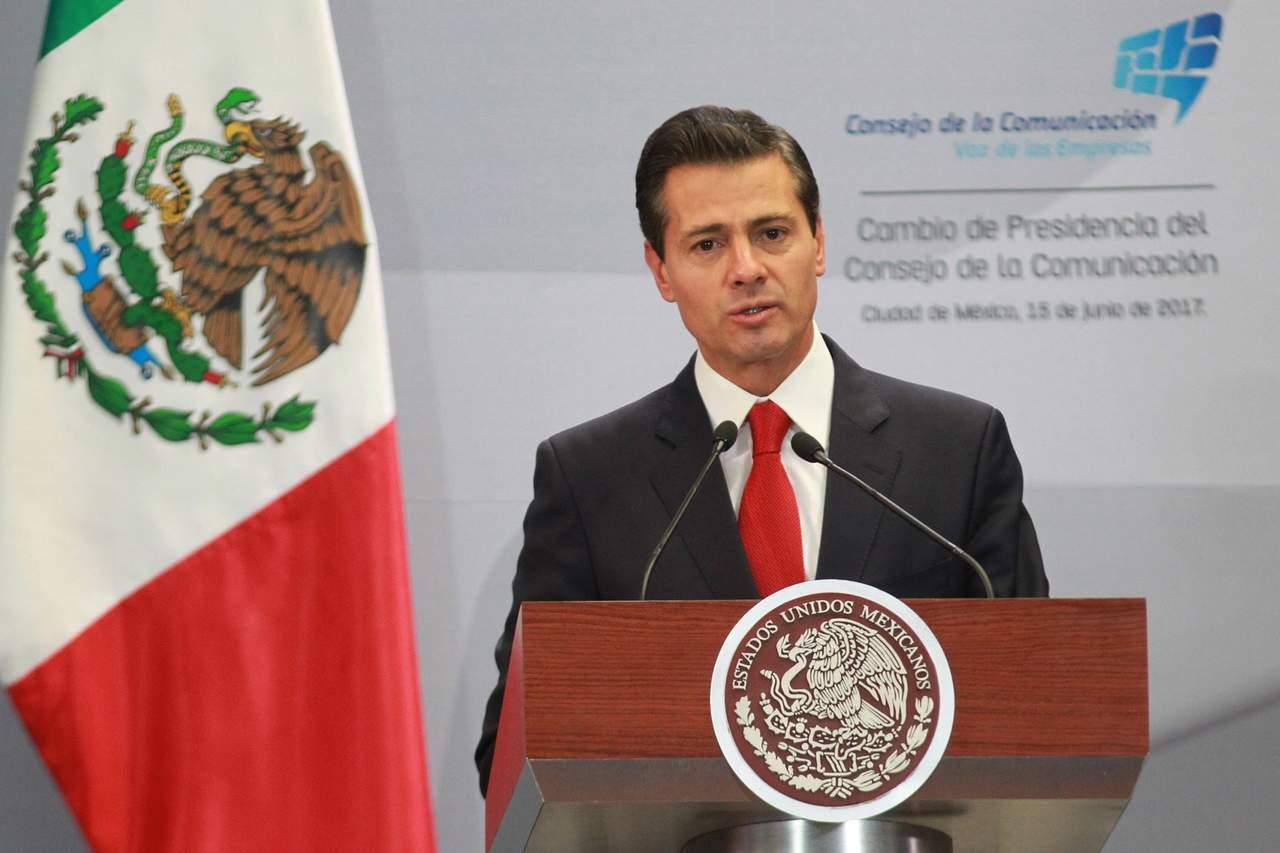 Rechazo popular a gestión de Peña Nieto llega al 76%