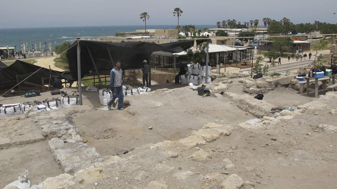 En Jordania, hallan baño ritual en fortaleza de Herodes