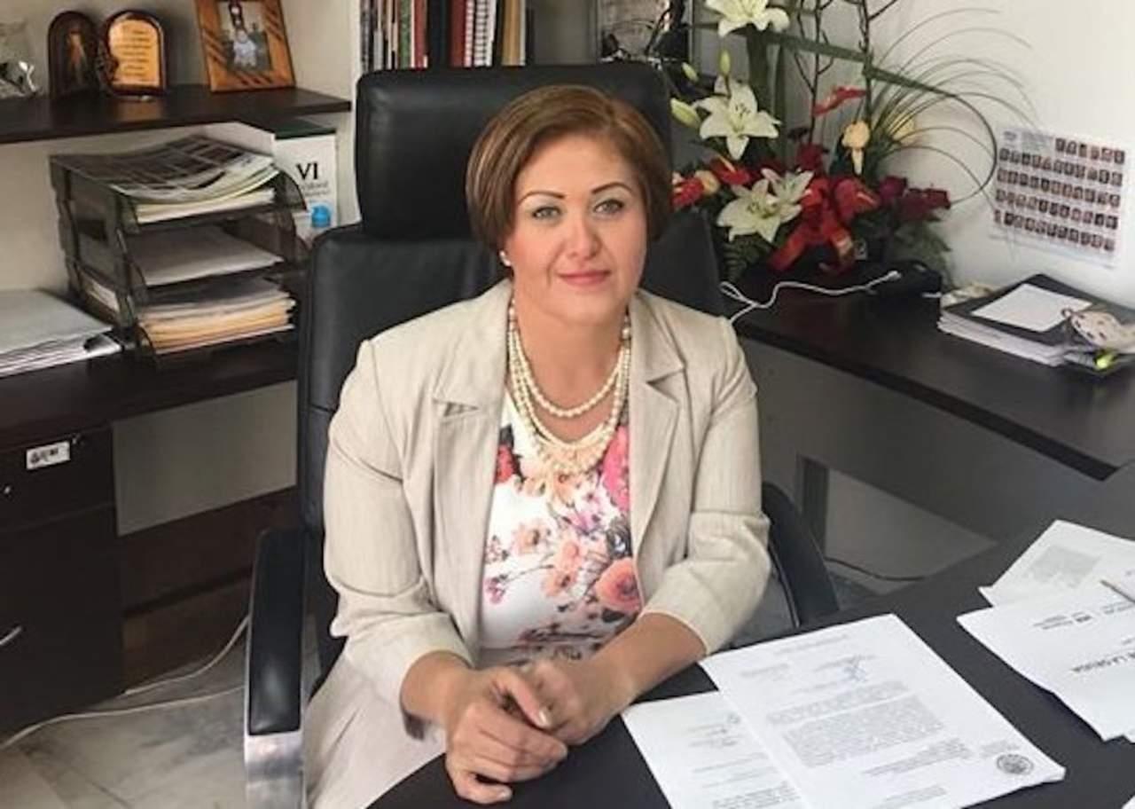 Presenta Eva Cadena queja ante Derechos Humanos